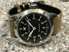 GLYCINE INCURSORE REF 3762 AVIATOR ETA 7497 MECHANICAL MANUAL WIND WATCH