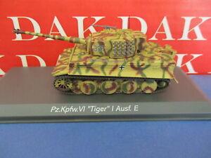 Die cast 1/72 Modellino Carro Armato Tank Pz.Kpfw. VI Tiger I Ausf. E Normandy