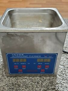 Vevor Ultrasonic Cleaner Model PS-08A Free US Shipping