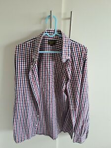 William Hunt Savile Row Shirt Size L