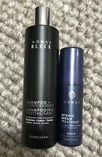 MONAT💥 BLACK SHAMPOO 2 in 1 & INTENSE REPAIR TREATMENT SPRAY GENUINE NEW