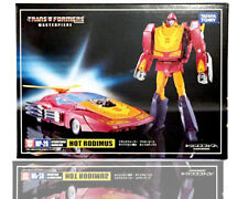 Takara Transformers Masterpiece MP28 MP-28 Cybertron Hot Rod Rodimus Figure