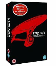 "Star Trek: Stardate Collection The Movies 1-10 Remastered DVD Box Set ""on sale"""