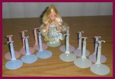 12 Rainbow Kaiser Doll Stands for KELLY Kids Club Tommy