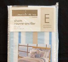 Maison de Vie  by Lawrence' Euro Sham Couvre-Oreiller