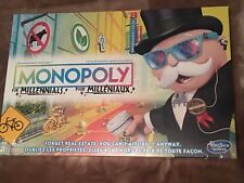 Monopoly for Millennials Millenials Millenial Edition Board Game SOLD OUT SCARCE