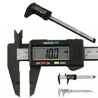 Electronic Digital Caliper With extra battery Replacement Useful Practical