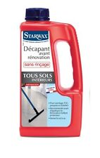 DECAPANT SANS RINCAGE CARRELAGE SALISSURE 5 LITRES STARWAX