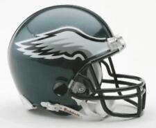 Philadelphia Eagles NFL Replica Mini Helmet w/ Z2B Face Mask Riddell 590233 NFL