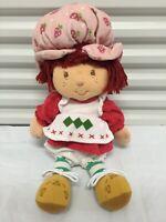 "Strawberry Shortcake Kelly Toy 18"" Stuffed Plush Doll Berry Bitty City"