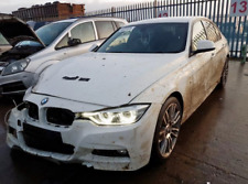 BMW F30 Lci 320d M SPORT in White M SPORT BREAKING - NSR REAR QUARTER PANEL CUT