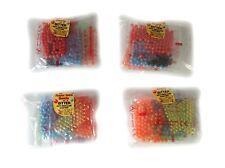 1800 BINDEEZ Nachfüll-Perlen - sichere Formel - 6 Farben - neu