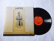 ALAN PRICE ~ METROPOLITAN MAN ~ POLYDOR 1975 UK 1ST PRESS VINYL LP ~ NICE AUDIO
