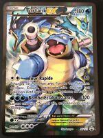 Carte Pokemon TORTANK XY122 Promo EX XY Française NEUF