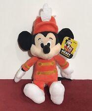"Disney Mickey the True Original 90 Years of Magic Mouseketeer 9"" Bean Plush"