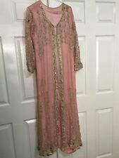 Asian indian pakistani wedding Party dress