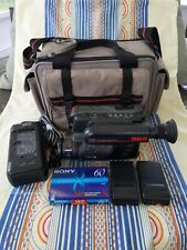 RCA Pro850 Pro 8 Camcorder w/Bag, Charger, Manual, 2 NewTapes, Batteries