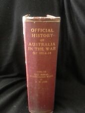 Official History of Australia in the War 1914-1918. Volume 9