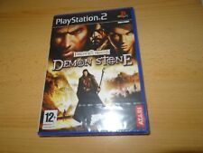 Forgotten Realms Demon Stone Original Black Label Sony PlayStation 2 Ps2 PAL