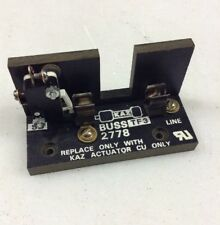 Bussman 2778 KAZ Actuator 600V Miniature Signalling Switches
