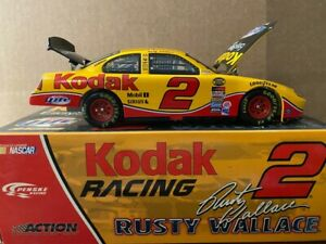 RUSTY WALLACE #2 1/24 Dodge Intrepid Kodak  Easy Share Action New 1 of 5340