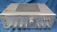 Sony TA-F60 Vintage Stereo-Verstärker von Händler 12 M Gewährleistung