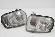 JDM Subaru Impreza GC8 GF8 WRX STI OEM Ichiko Front Corner Lamp Lights 1Pairs