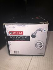Delta Foundations B112900C 1-Handle Shower Only Trim Kit In Chrome Finish