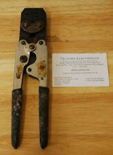 CCT-UBC ITT-Cannon 22-20 30-24 hand crimp tool
