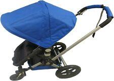 Blau Sonnendach Farbton Sitzbezug Korb für Bugaboo Buggy Cameleon1 2 3 Frog Wire