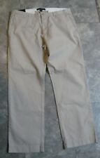 Banana Republic Pants Men's Beige Casual NWT New - Size 35 W 30 L