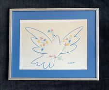 """Pablo Picasso (after) lithograph """"Dove of Peace"""""""