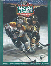 Boston Bruins 2010 NHL Winter Classic Fenway Park Boston  Official Game Program