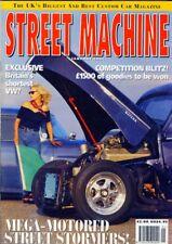 STREET MACHINE JANUARY 1994-8.3 LITRE 41 WILLYS-BLOWN CAPRI-55 CHEVY 11DYN-MAG