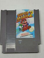 Super Mario Bros 2 Nintendo Nes Game Cart With Sleeve PAL A Version Fully Tested