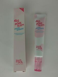 Touch in SOL No Poreblem Prime Essence Primer Setting High End Full Size 1oz NIB
