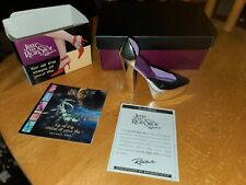 """Just the Right Style Shoe """"Royal Plush"""" #25363 Raine Willitts Designs"""