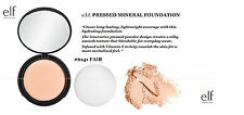 e.l.f. PRESSED MINERAL FOUNDATION PICK UR SHADE Hydrating Long Lasting Wet Dry