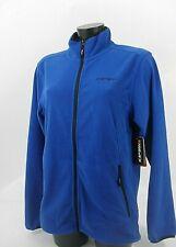 Icepeak UNISEX Jim Fleece Thermal Jacket - BNWT - Royal Blue Size XS