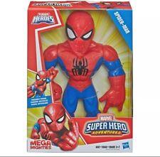 Playskool Heroes Marvel Super Hero Adventures Mega Mighties Spider-Man Brand New