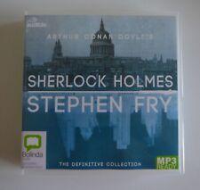 Arthur Conan Doyle: Sherlock Holmes The Definitive Collection Stephen Fry MP3CD