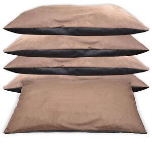 Designer – Suede Pet Cushion (Wholesale) 10 M or 6 L in bundle