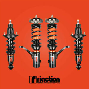 Riaction Coilovers For 02-06 Acura RSX DC5 32 Way Adjustable Coilovers