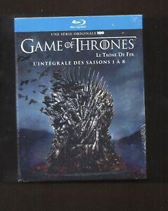 Game of Thrones - Staffel 1-8 -Die Komplette Serie - Blu-ray Box Set - NEU/OVP