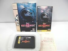 SEGA Super 32X -- MORTAL KOMBAT II 2 -- NEW. Mega Drive, JP JAPAN