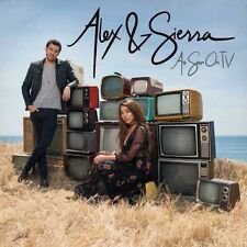 Alex & Sierra - As Seen On Tv [New CD]