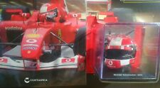 Casco helmets piloti Ferrari. MICHAEL SCHUMACHER F2002 1/5 nuovo