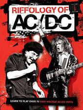 Riffology Of AC/DC, New, AC/DC Book