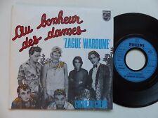 AU BONHEUR DES DAMES Zague waroume  6042047  RRR