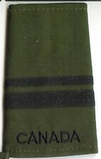 Obsolete Modern Canadian Navy CADPAT Sub Lieutenant Epaulette